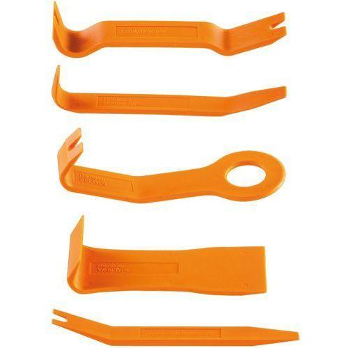 Neo Zestaw ściągaczy do tapicerki 11-822 do pierścieni osadczych (5 elementów) (5907558420029)