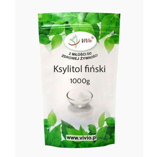 KSYLITOL BRZOZOWY FIŃSKI 1kg NAJLEPSZY (5902115105159)