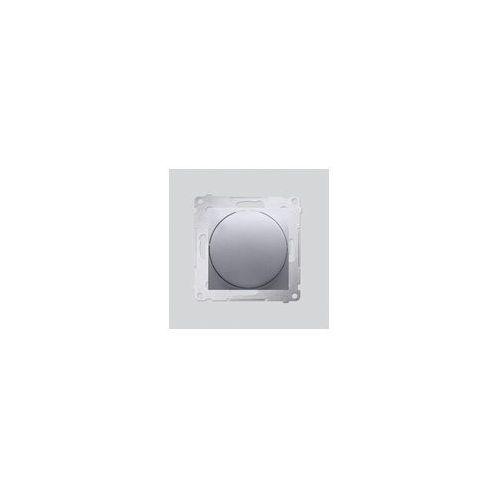 Kontakt SIMON 54 Premium Regulator 1–10 V . Do załączania i regulacji źródeł światła z zasilaczami sterowanymi napięciem 1–10 V Srebrny (met.) - DS9V.01/43
