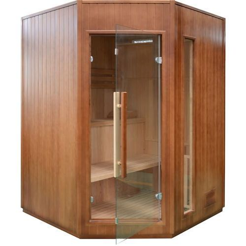 Sauna fińska z piecem e3c marki Home&garden