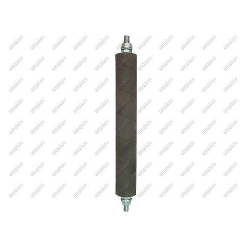 Wiedzienie gorne - walec d50, h340mm, black rubber marki Umakov