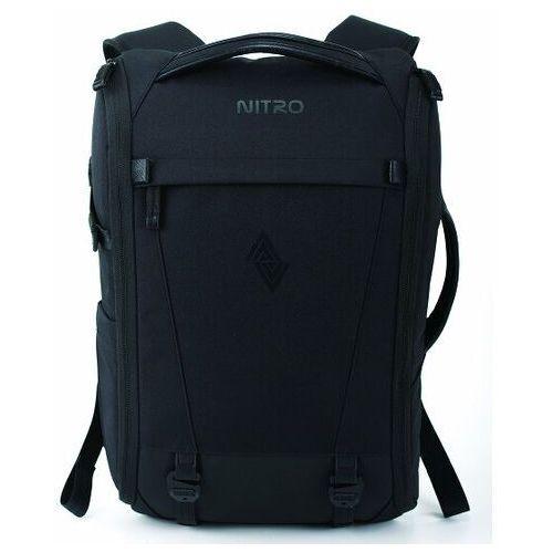 Nitro gaming remote kameraplecak 46 cm przegroda na laptopa black