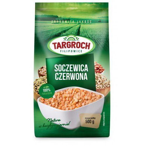 Targroch Soczewica czerwona ziarno 500g