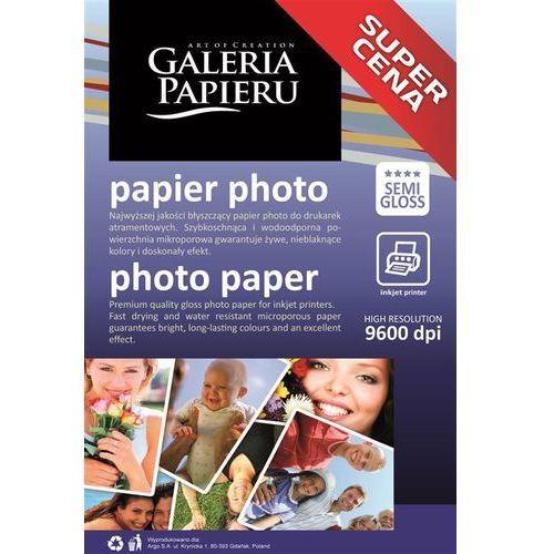 Galeria papieru Papier fotograficzny photo semi gloss 200g 10 x 15 cm (5903069011312)