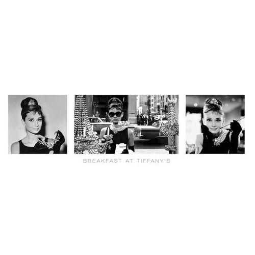 Audrey Hepburn (Breakfast At Tiffany's) - plakat, kup u jednego z partnerów