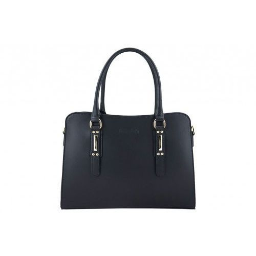 Torebki damskie kuferki - - czarny marki Barberini's