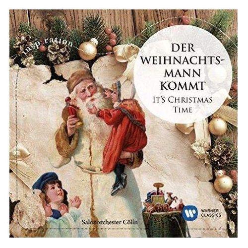 DER WEIHNACHTSMANN KOMMT.../IT'S CHRISTMAS TIME! - Salonorchester Koln (Płyta CD)