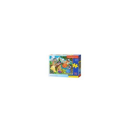 Castor Puzzle 70 elementów - księżniczki w ogrodzie - poznań, hiperszybka wysyłka od 5,99zł!