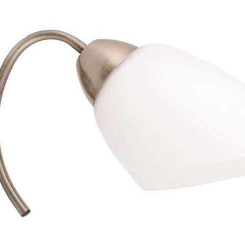 Kinkiet lampa ścienna Spot Light Viletta 1x60W E27 patyna 8141111