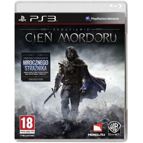 OKAZJA - Śródziemie Cień Mordoru (PS3)