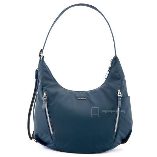Pacsafe Stylesafe Convertible Crossbody torebka damska antykradzieżowa na ramię / granatowa - Navy