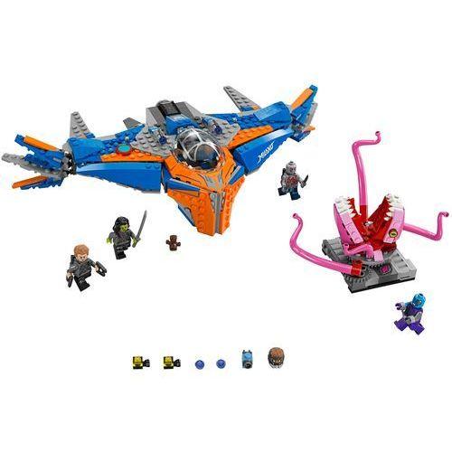 LEGO Marvel Super Heroes, Milano kontra Abilisk, 76081