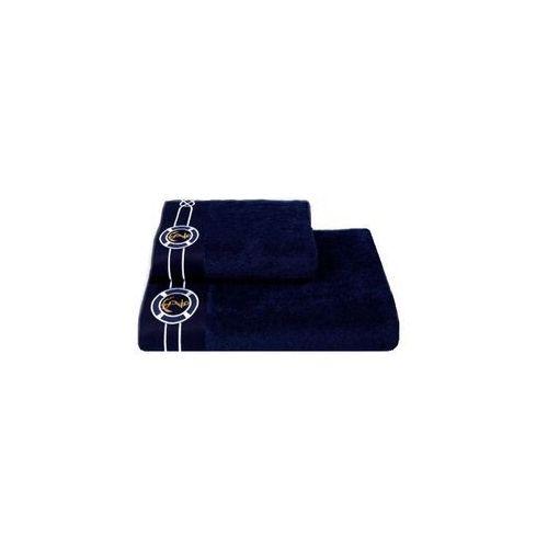 Soft cotton Podarunkowy zestaw ręczników marine man ciemnoniebieski (8698642053007)