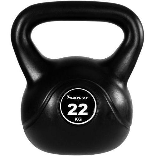 MOVIT® HANTLA KOMPOZYTOWA KULA KETTLEBELL KETLA 22KG - 22 kg (20040377)