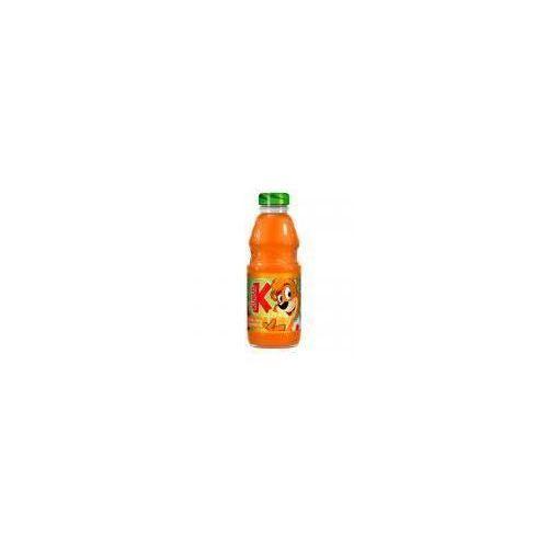 Sok z warzyw i owoców Kubuś marchew jabłko pomarańcza 300 ml