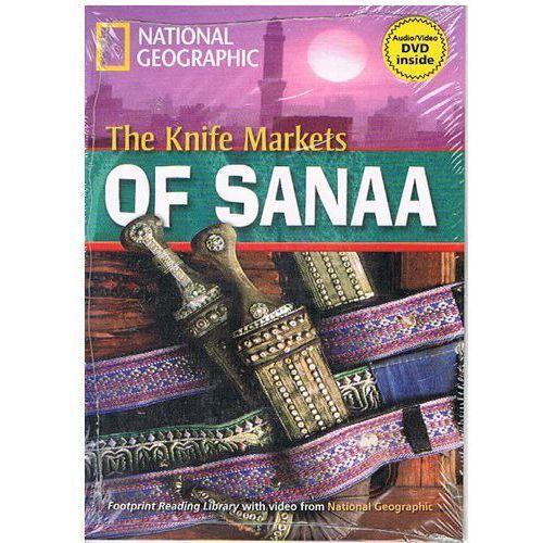 The Footprint Reading Library. The Knife Markets Of Sanaa., oprawa miękka