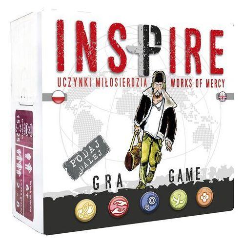 Praca zbiorowa Inspire - uczynki miłosierdzia / works of mercy - gra (5901549278262). Najniższe ceny, najlepsze promocje w sklepach, opinie.