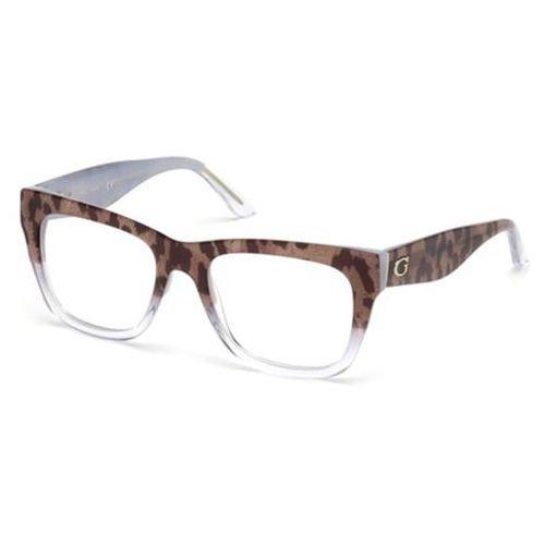 Okulary Korekcyjne Guess GU 2595 050, towar z kategorii: Okulary korekcyjne