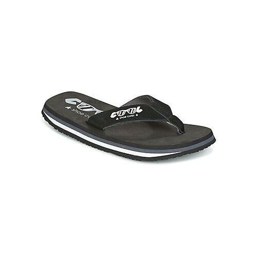 Japonki Cool shoe ORIGINAL, kolor czarny