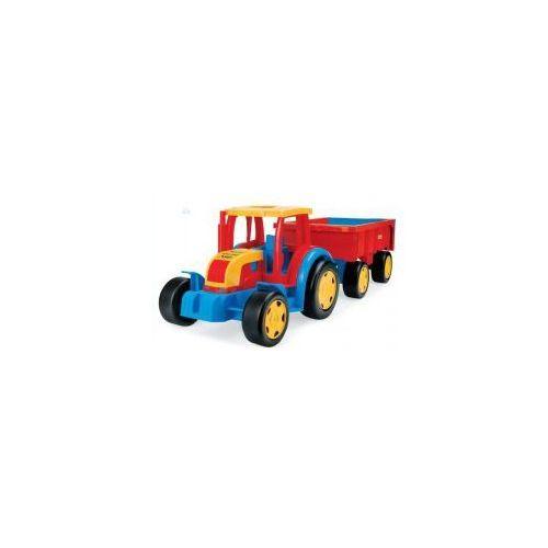 Gigant truck traktor z przyczepą 66100 - #a1 marki Wader