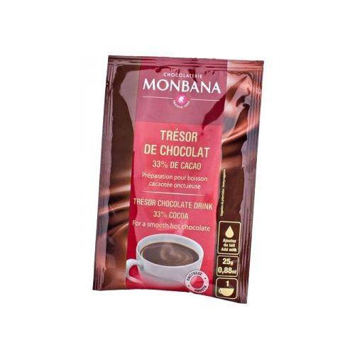 Czekolada na gorąco Monbana Tresor - saszetka 25g - sprawdź w wybranym sklepie