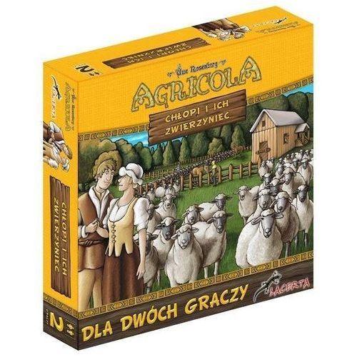 Agricola: Chłopi i ich zwierzyniec LACERTA (5908445421181)