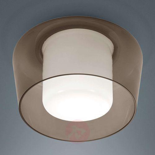 Helestra Canio Lampa sufitowa Biały, Czerwony, 1-punktowy - - Nowoczesny - Obszar wewnętrzny - Canio - (4022671103640)