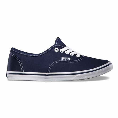 Vans Buty - authentic lo pro navy/true white (nwd)