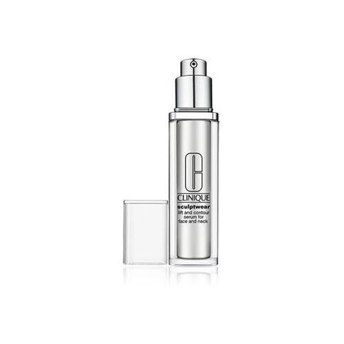 Clinique _sculptwear lift and contour serum liftingujące serum do twarzy i szyi 30ml, kategoria: serum do twarzy