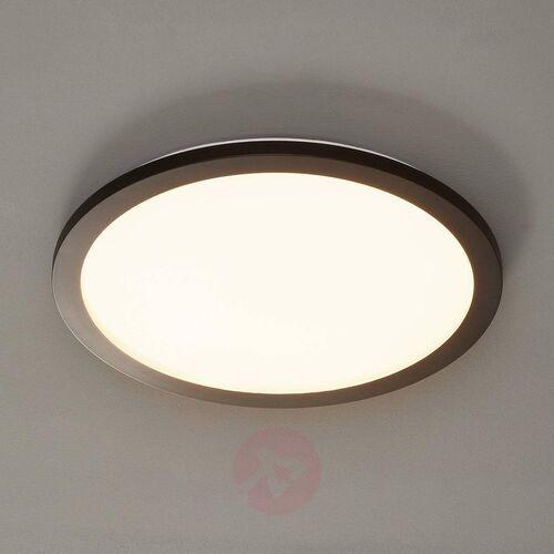 Lampa Sufitowa Reality CAMILLUS LED Czarny, 1-punktowy - Dworek - Obszar wewnętrzny - CAMILLUS - Czas dostawy: od 3-6 dni roboczych (4017807431889)