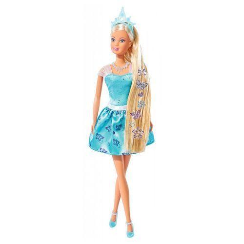 Lalka Steffi Księżniczka z odobami do włosów
