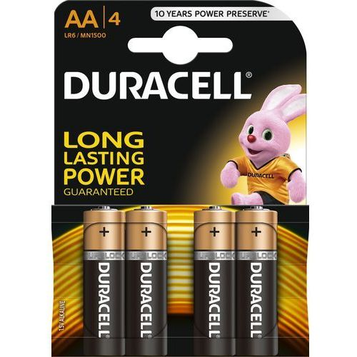 Bateria DURACELL MN1500 (K4) Copper and Black, MN1500