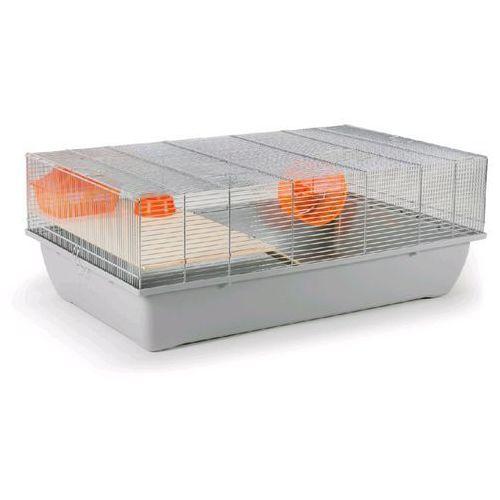 tommy mause z drewnianymi elementami g167 klatka dla myszki 78x48x29cm marki Inter zoo