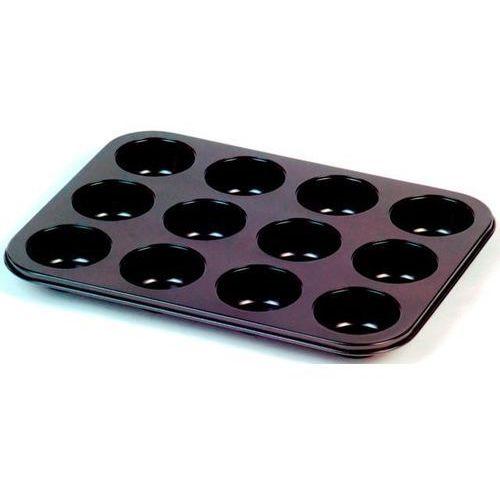 Tadar Forma do 12 muffinek grey - rabat 10 zł na pierwsze zakupy!