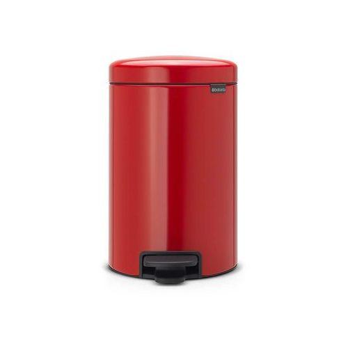 Kosz na śmieci BRABANTIA 112003 NewIcon 12L Czerwony + DARMOWY TRANSPORT!