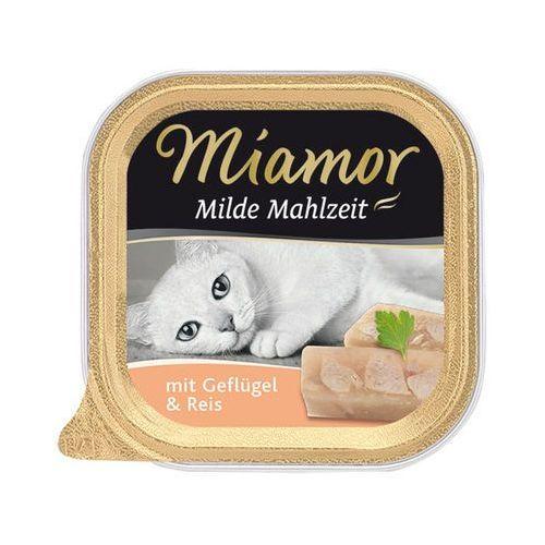 Miamor  milde mahlzeit - konserwa mięsna pakiet mieszany z kurą 24x100g