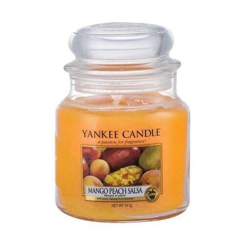 Yankee home Świeca yankee słoik średni mango peach salsa - yssmps