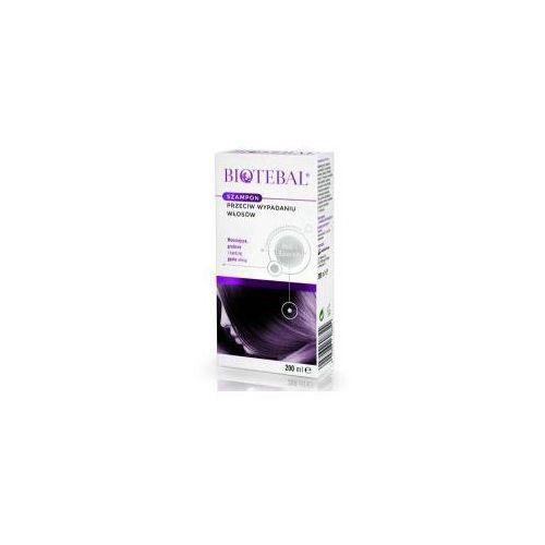 Biotebal szampon przeciw wypadaniu włosów 200 ml marki Polpharma
