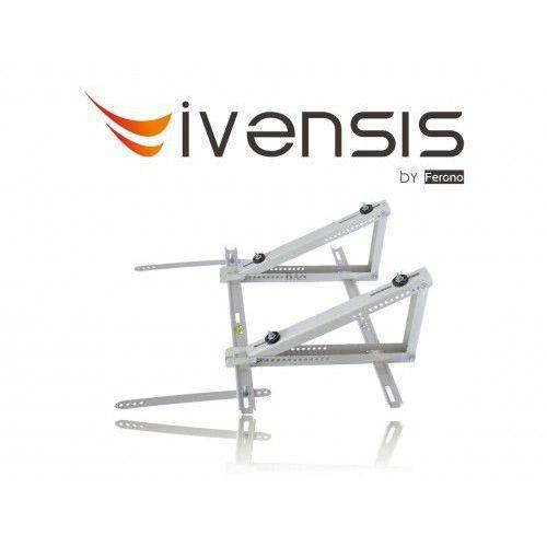 Wspornik dachowy, regulowany, składany fd450 (fd450) marki Ivensis