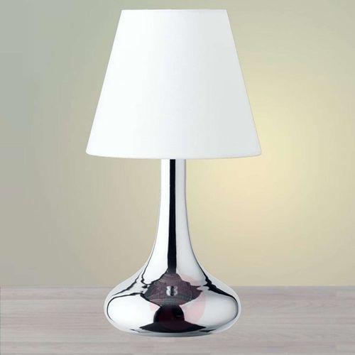 Trio 5960 lampa stołowa Nikiel matowy, 1-punktowy - Nowoczesny - Obszar wewnętrzny - 5960 - Czas dostawy: od 4-8 dni roboczych (4017807149609)