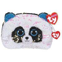 Ty Fashion - cekinowa torba nerka Panda