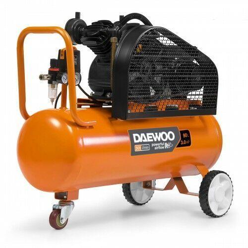 Daewoo Kompresor olejowy sprężarka 90l dac 90b