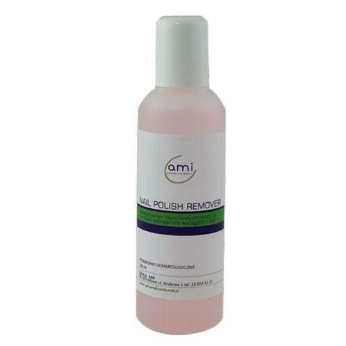 nail polish remover bezacetonowy zmywacz do paznokci - wanilia (100 ml) marki Ami