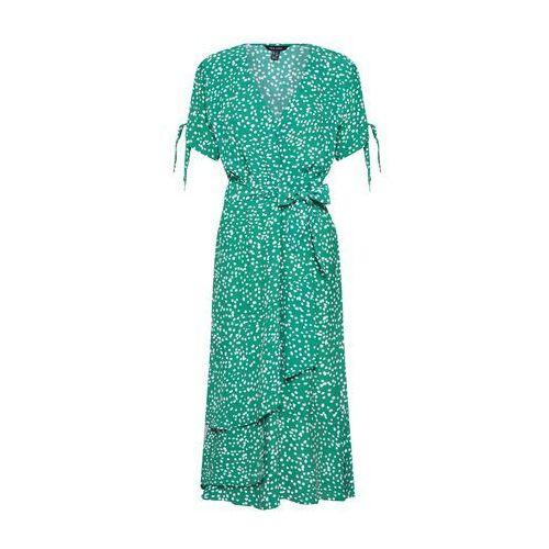 New look letnia sukienka 'lara' zielony
