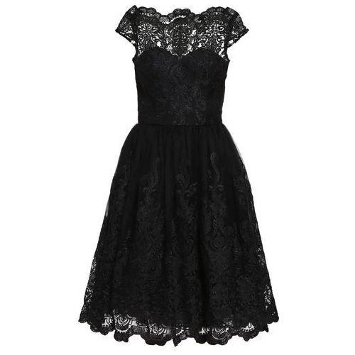 Chi Chi London MATILDA Sukienka koktajlowa black, koktajlowa