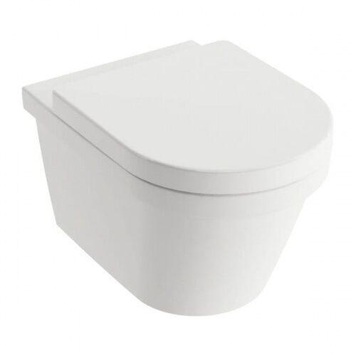 Ravak miska wisząca wc chrome rimoff biała x01651 (8592626038694)