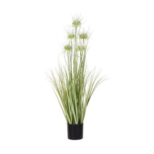 Roślina sztuczna w doniczce trawa 90 cm marki Koopman international