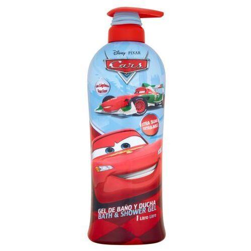 Disney -pixar auta żel do kąpieli i pod prysznic 1 l (8412428014408)