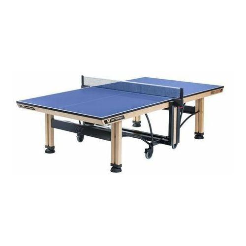 Stół tenisowy COMPETITION 850 WOOD ITTF Niebieski, towar z kategorii: Tenis stołowy