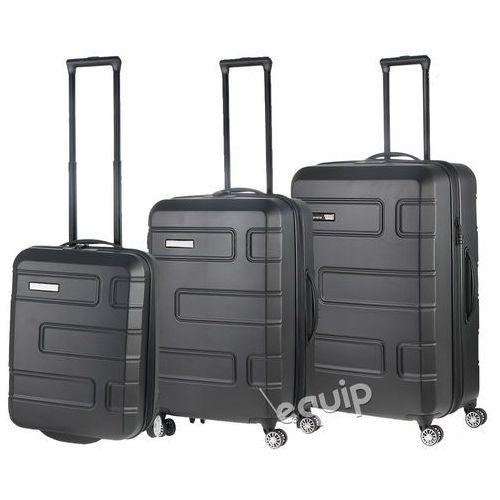 Zestaw walizek  move - czarny wyprodukowany przez Travelite